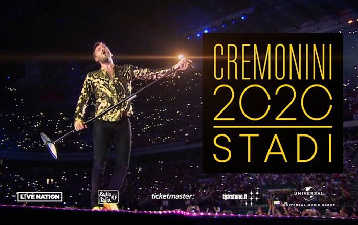 Cesare Cremonini Tour