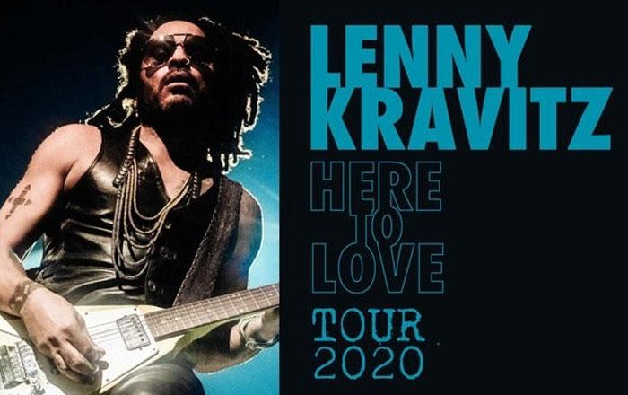 Lenny Kravitz Tour