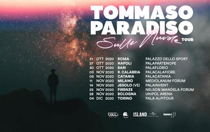 Tommaso Paradiso Tour